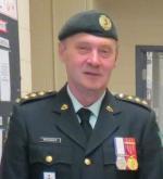 Capt Peter Granger, CD