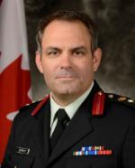 Colonel Mark Gasparotto, MSM, CD