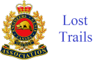 Lost Trails Logo
