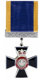 Member of the Order of Military Merit (MMM)