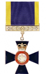 Officer of the Order of Military Merit (OMM)
