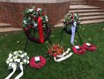 Tributes to Three Canadian Soldiers Holten Cemetery Nov 17