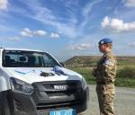 UNFICYP Patrol 2017