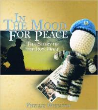 """Cover of the book """"In The Mood For Peace"""""""