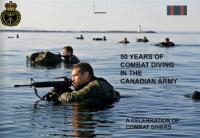 50 Years of Combat Diving in the Canadian Army