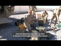 3-minute Army News video 5 RGC operations in Afghanistan
