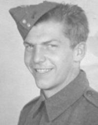 "ance Corporal Reinhold William ""Roy"" Weind, MM (Ret'd)"